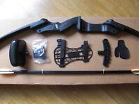 Archery Youth Recurve Bow Starter Kit Arrows Sight Etc Best Price