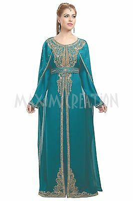 TRADITIONAL SELHAM BYZANTINE NIQQAH DRESS TUNISIAN CULTURAL WALIMA GOWN  6045 | eBay