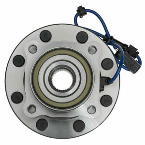 Wheel Bearing and Hub Assembly Front Moog 515058