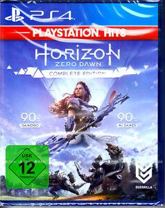 Horizon Zero Dawn Complete Edition (PS4, 2017)