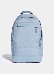 d2ef9334b6040 Image is loading Adidas-Classic-Training-Backpack-Bag-School-Gym-Sport-