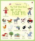My First Word Book: On the Farm by Felicity Brooks (Board book, 2015)
