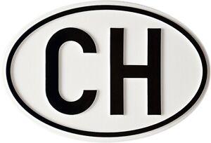 Hoch-Relief-CH-Schild-Emblem-Schweiz-CH-Schild-Suisse-HR-15019-selbstklebend
