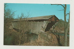 Union-County-Indiana-Brownsville-Covered-Bridge