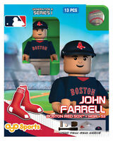 John Farrell Oyo Boston Red Sox Manager Mlb Mini Figure G4