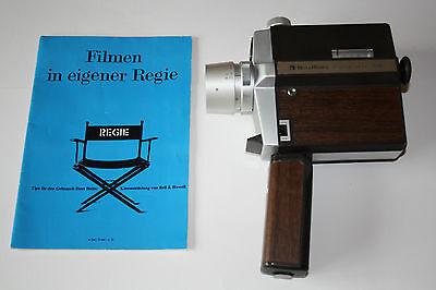 Bell & Howell Autoload 308 Super Eight - Movie Kamera - Filmkamera - Vintage