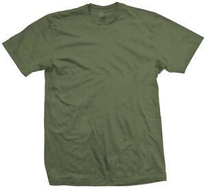 b46854a24 LOT of 3 ~ USMC MARINE CORPS ISSUE OLIVE Shirt GSA uniform military ...