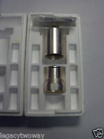 Andrew N Female Connector Assembly Type L47pn Silver Plated Body Gold Center Pin