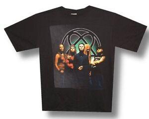 HIM Gothic Alternative Metal Band 2005 Concert Tour Adult Unisex COTTON T SHIRT