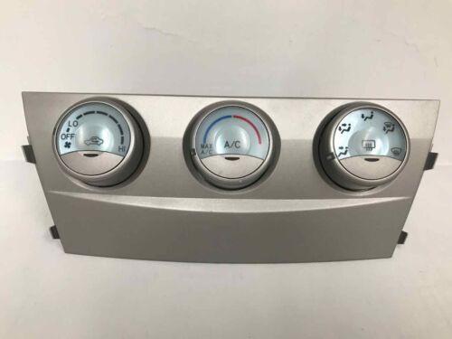 2007 2008 2009 Toyota Camry Heater AC Control 55900-06161-B 180708 R1018