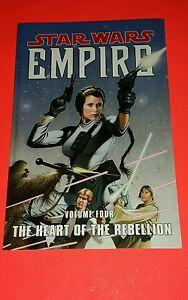 Star-Wars-Empire-Vol-4-the-Heart-of-the-Rebellion-Dark-Horse-Brand-New