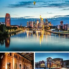 3 Tage Städtereise Frankfurt Wellness Wochenende Kurzurlaub im ACHAT Offenbach
