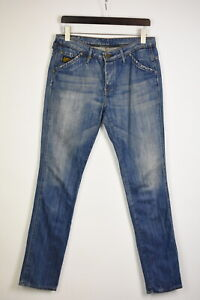 G-STAR RAW MEDIN PANT BAGSY Women's W29/L34 Ripped Skinny Fit Jeans 35423-GS