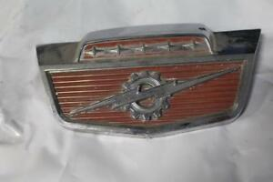 Details about Ford F100 1965 hood chrome emblems