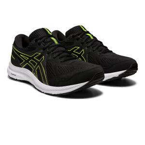 Asics Homme Gel-Contend 7 Chaussures De Course Baskets Sneakers Noir