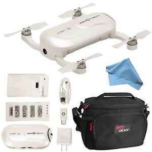 ZEROTECH-DOBBY-Mini-Selfie-Pocket-Drone-13MP-HD-With-4K-Camera-Cam-Bag-Kit