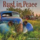 2017 Rust in Peace Wall Calendar by Willow Creek Press 9781682343043