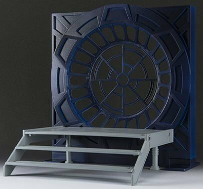 S.H.Figuarts Star Wars Darth Vader first time award special display stand