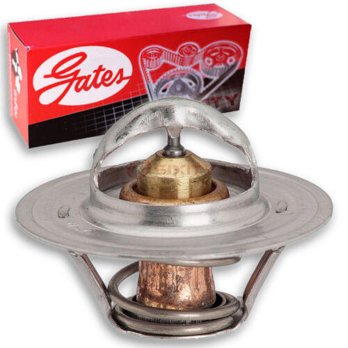Gates Coolant Thermostat for 1995-2003 Dodge Ram 1500 Van 5.9L 5.2L V8 3.9L xr