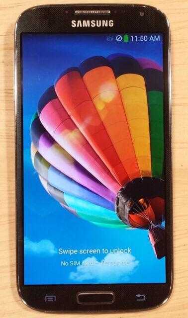 Samsung Galaxy S4 - SM-S975L - Straight Talk - VERY GOOD Condition