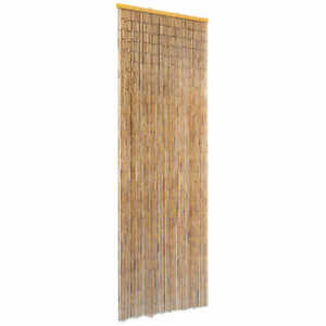 22-034-x72-8-034-Door-Curtain-Bamboo-Insect-Mosquito-Screen-Room-Divider-Partition