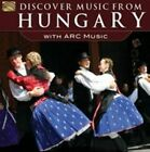Discover Music From Hungary by Various Artists (CD, Aug-2015, ARC)