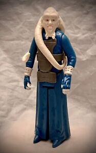 STAR WARS 1983 - Bib Fortuna - Vintage Kenner ROTJ Action Figure w/ Chest Armor