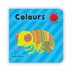 Embossed Board Books: Colours by Pan Macmillan (Board book, 2008)