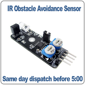 KY-032 Infrared IR Obstacle Avoidance Sensor Module Transmitter Receiver Arduino