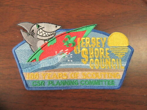 Jersey Shore Council SA35:1 OSR Planning Committee SAP   CSP