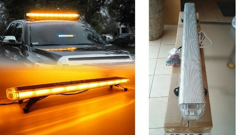 Tow Truck, Breakdown Vehicle Roof Top COB LED Strobe Flash Light Bar. Brand New Products.