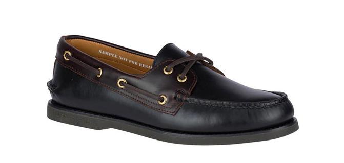 80% di sconto Sperry oro oro oro Cup A O 2 Eye nero Amaretto Boat scarpe Uomo Dimensiones 7-15 NEW     disegni esclusivi