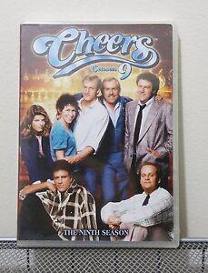 Cheers-Season-9-5-DVDs-BRAND-NEW