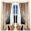 Curtains-Eyelet-Ring-Top-thick-Crushed-Velvet-Ready-Made-fully-Lined-Designer thumbnail 16