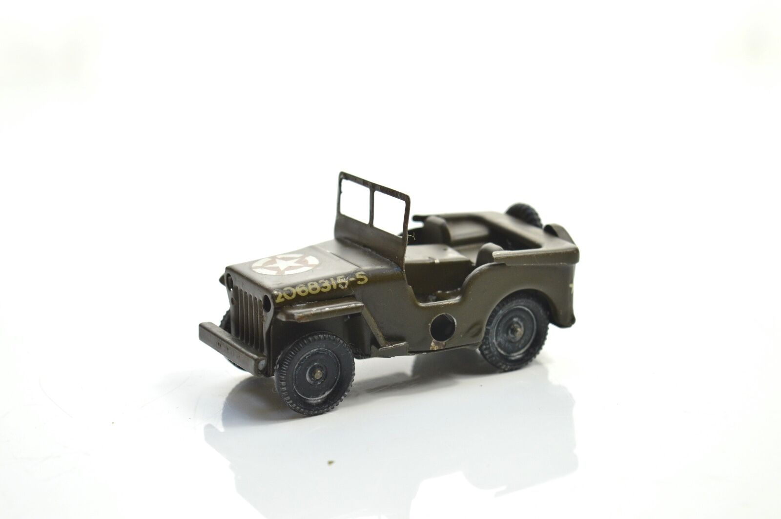TRIANG MINIC 84M US JEEP
