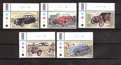 Briefmarken DemüTigen Malta Michelnummer 1259-1263 Postfrisch intern: Land Europa