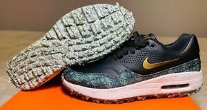 Nike Air Max 1 G Nrg Golf Shoes Payday Paid In Full Money Men Size 7 5 Bq4804 0 Ebay