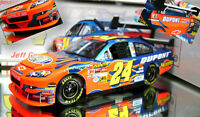 Jeff Gordon 2007 Dupont Car Of Tomorrow 1/24 Motorsports Authentics Diecast
