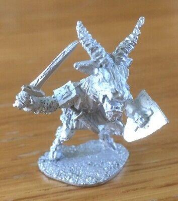 Puntuale Ttm Runequest Rpg Pre Slotta Caos Broo Bestia In Metallo In Miniatura Rara-mostra Il Titolo Originale Chiaro E Distintivo