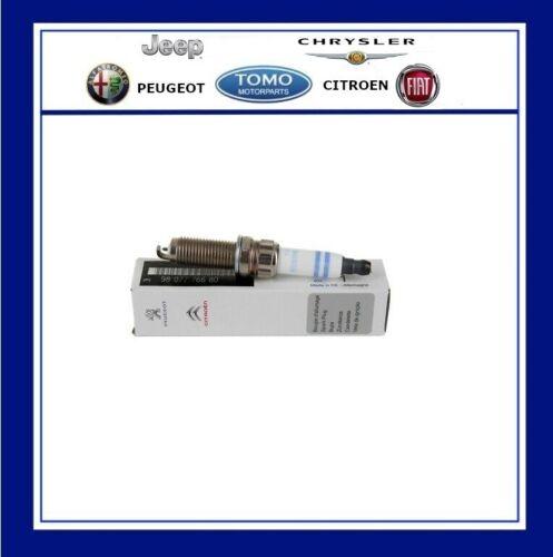 Neuf origine Peugeot citroen 1.2 Spark Plug 9807776680