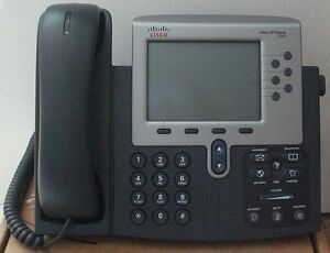 Details about Cisco CP-7962G 7962 IP Phone SIP Firmware ASTERISK VOIP  110xAvailable