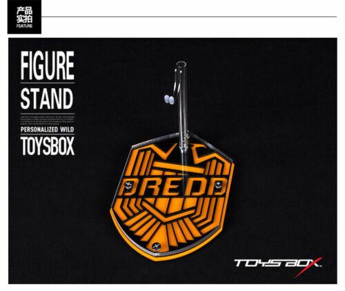 TOYS-BOX 1//6 Action Figure Display Stand Base Judge Dredd Platform