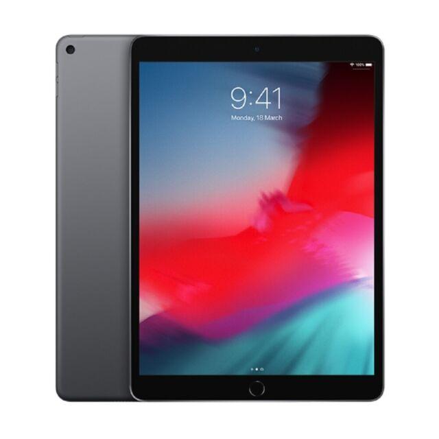 Apple iPad Air 2019 Wi‑Fi 10.5 Pulgada 64GB (Nuevo con Garantía) - GRIS ESPACIAL