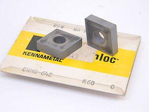 CNMG 432 K68 KENNAMETAL TURNING INSERTS