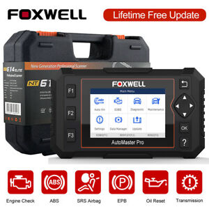 Automotive-Four-Systems-OBD2-Diagnostic-Scanner-Engine-ABS-SRS-OIL-EPB-Scan-Tool