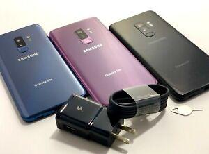 Samsung-Galaxy-S9-Plus-G965U-64GB-T-Mobile-Sprint-AT-amp-T-Verizon-Carrier-Unlocked