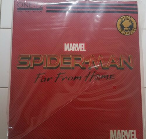Mezco One:12 SPIDER MAN Far From Home Deluxe Exclusive IN STOCK AND SHIPPING