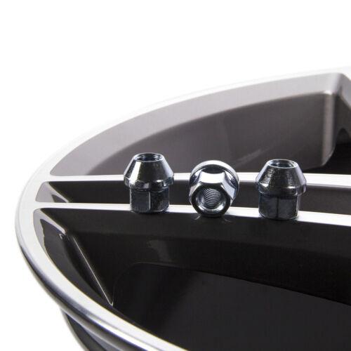 10 zinc ruedas madre 1//2 UNF abierta kegelbund sw19 cono 60 ° aluminio llantas de acero