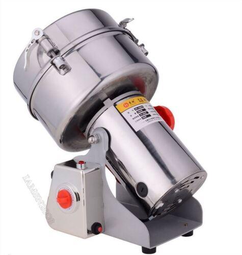 1500G Haushalts-Feinstschleifmaschine Universal-Pulverisiergerät mm