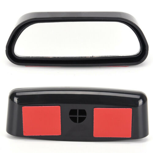 Car Wide Angle Mirror Convex Rearview Side View Mirror Blind Spot Mirrors E Fp
